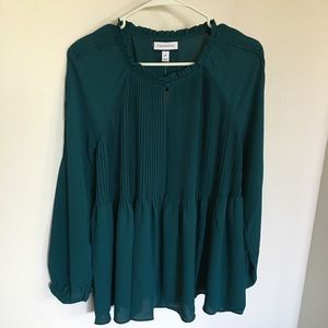 Charter Club Long Sleeved Blouse